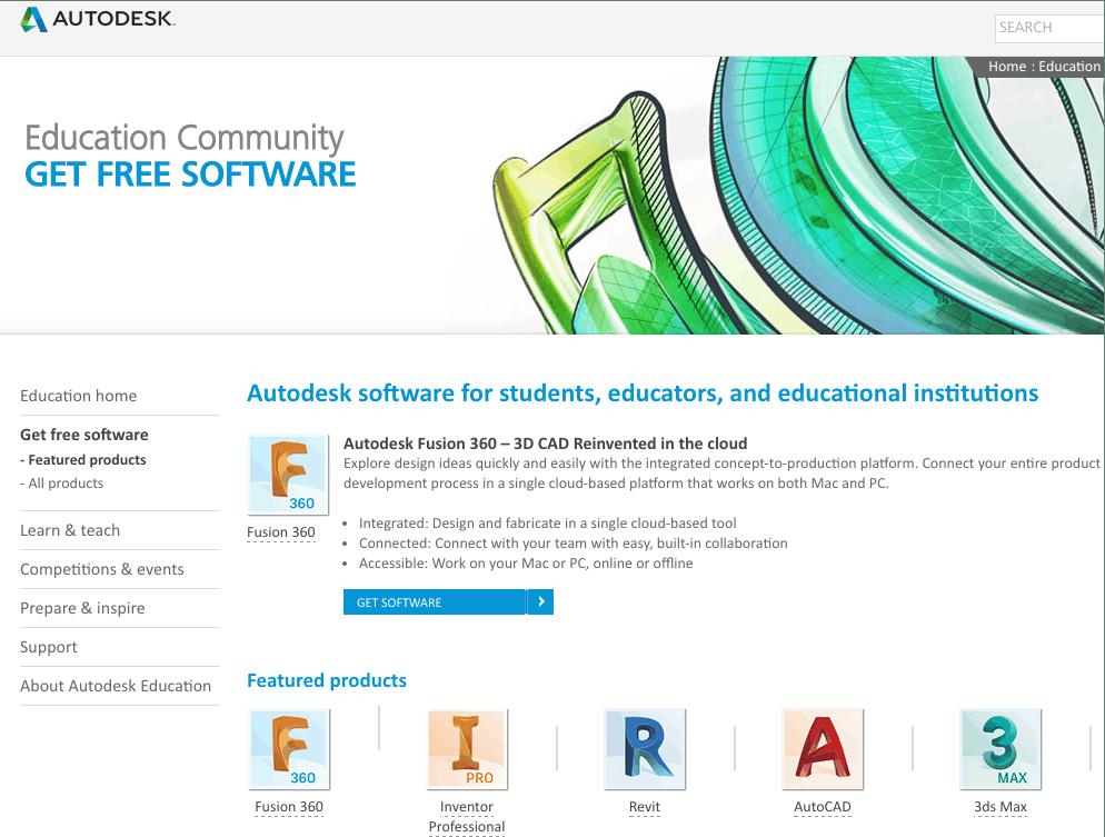 Autodesk-lisenssit ilmaiseksi opiskelijoille, oppilaitoksille ja opettajille ...